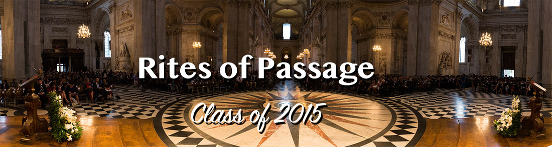 Rites of Passage 2015