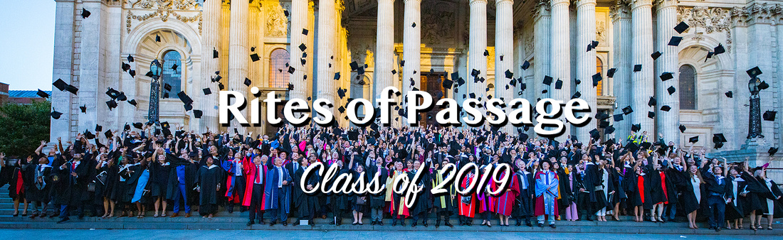Rites of Passage Class of 2019
